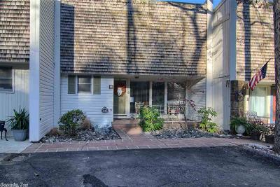 Hot Springs Village, Hot Springs Vill. Condo/Townhouse For Sale: 4 Calanas Lane