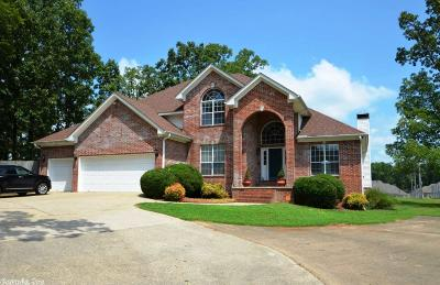 Single Family Home Take Backups: 1720 Scott Salem Road