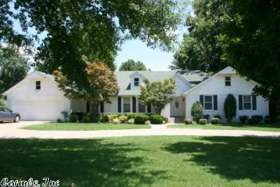 Searcy Single Family Home For Sale: 82 Country Club Circle