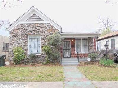 Little Rock Multi Family Home For Sale: 1416 Izard Street #10 Other