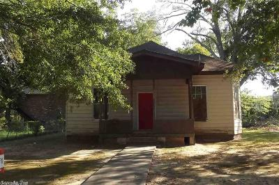 Pine Bluff Single Family Home Back On Market: 908 W 21st