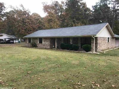 White Hall AR Single Family Home For Sale: $138,900