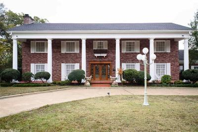 Hot Springs Single Family Home For Sale: 817 Quapaw Avenue