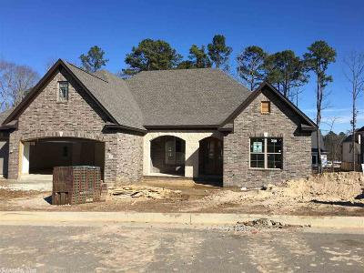 Little Rock Single Family Home For Sale: 22 Ensbury Place