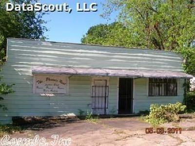 Hot Springs Commercial For Sale: 1022 Spring St.