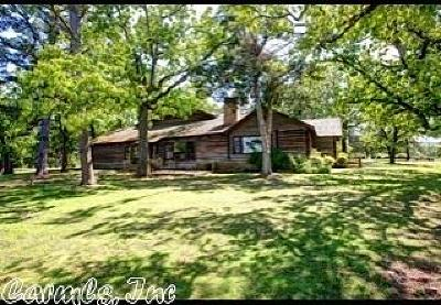 Little Rock Single Family Home Price Change: 7510 Highway 300