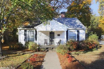 Single Family Home For Sale: 1122 N Tyler