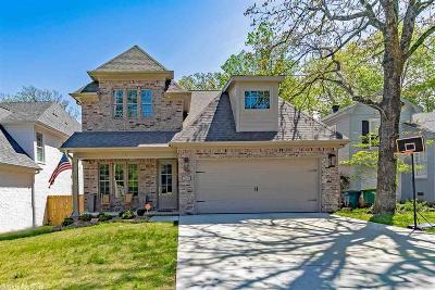 Single Family Home For Sale: 2909 N University