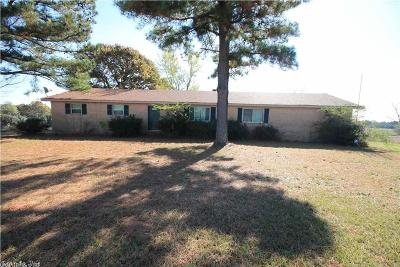 Pulaski County, Saline County Single Family Home For Sale: 13720 Mail Route Road