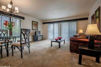 Hot Springs Condo/Townhouse For Sale: 1134 Twin Points Road #1
