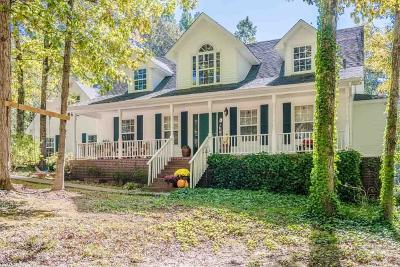 Bryant, Alexander Single Family Home Back On Market: 9919 Browns County Line Road