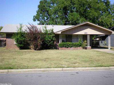 Pine Bluff Single Family Home New Listing: 2607 W 37th Ave