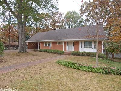 Little Rock Single Family Home For Sale: 38 Cimarron Valley Drive