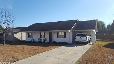 Paragould Single Family Home New Listing: 610 Meadow Lane
