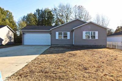 Paragould Single Family Home New Listing: 504 Meadow Lane