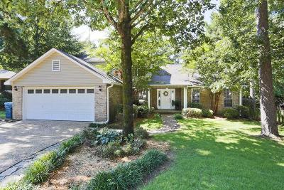 Little Rock Single Family Home For Sale: 10 Shepard Court