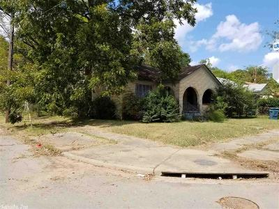 Little Rock AR Single Family Home New Listing: $40,000