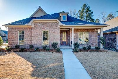Little Rock Single Family Home New Listing: 1 Wildcreek Cove