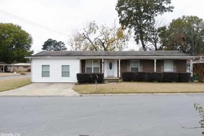 North Little Rock Single Family Home New Listing: 200 Lee Street #Lot 7,