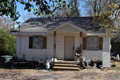 Little Rock AR Single Family Home New Listing: $49,900