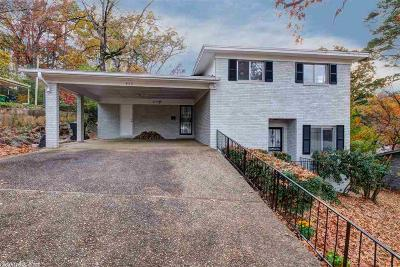 Little Rock Single Family Home New Listing: 412 Del Rio Drive