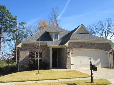Little Rock Single Family Home New Listing: 3 Bishop Place