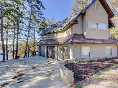 Garland County Single Family Home For Sale: 100 Horseshoe Street