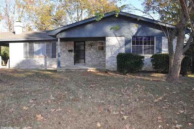 Jacksonville Single Family Home New Listing: 1009 N Gray Street