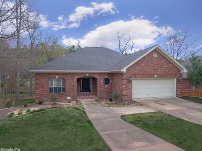 Little Rock Single Family Home Back On Market: 13618 Napoleon Road