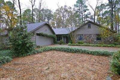 Maumelle Single Family Home New Listing: 45 Yazoo Circle
