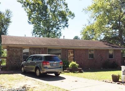 Little Rock Single Family Home New Listing: 13 Nantucket
