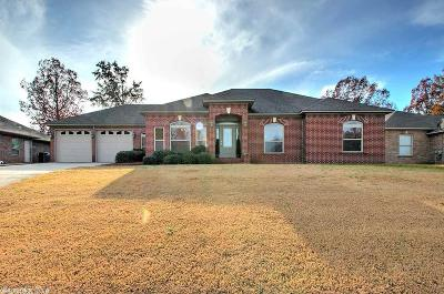 White Hall AR Single Family Home Price Change: $214,900