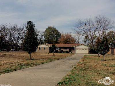 North Little Rock Single Family Home New Listing: 10427 Hwy 70