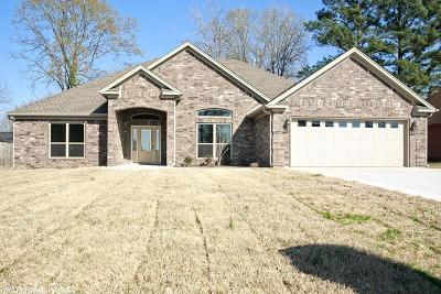 Jacksonville Single Family Home For Sale: 1202 Mule Deer Drive