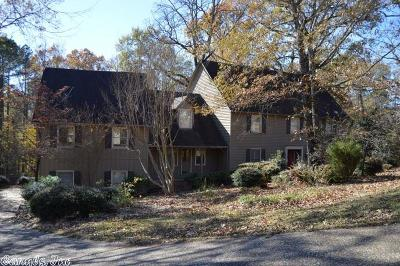 Little Rock Single Family Home New Listing: 15 Hunters Woods Court