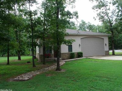 Polk County Single Family Home For Sale: 187 Polk 89 Lot 7