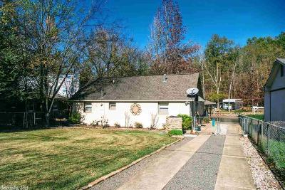 Garland County Single Family Home For Sale: 1442 and 1443 Treasure Isle Road