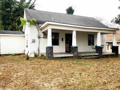 Hot Spring County Single Family Home For Sale: 128 Olive Street