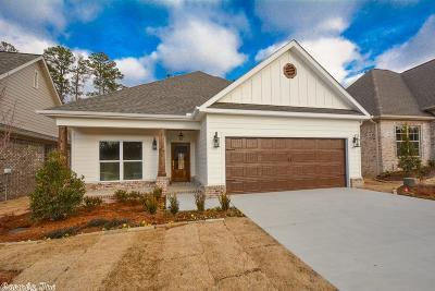 Little Rock Single Family Home For Sale: 107 Wildcreek Boulevard