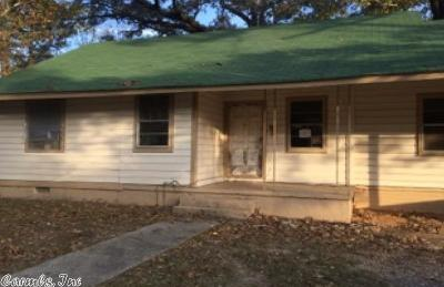 Ashley County Single Family Home For Sale: 600 W 9th Avenue