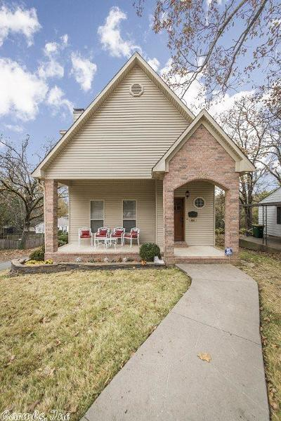 Single Family Home For Sale: 800 N Polk Street