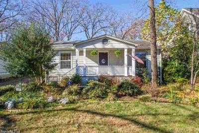 Little Rock Single Family Home For Sale: 2816 N Grant