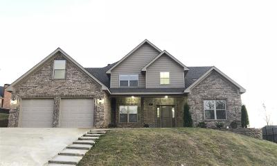 Maumelle Single Family Home Price Change: 111 Imperial Way