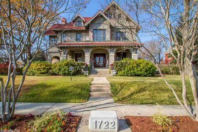 Single Family Home For Sale: 1722 Center Street