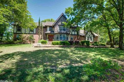 Little Rock Single Family Home For Sale: 31 River Ridge Circle