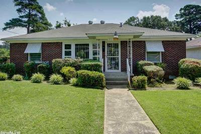 Little Rock Single Family Home For Sale: 1801 S Van Buren