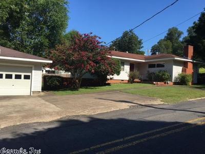 Morrilton Single Family Home Under Contract: 405 S St Joseph
