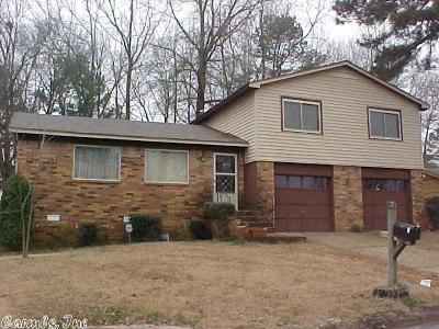 Little Rock Single Family Home For Sale: 3 Black Jack Court