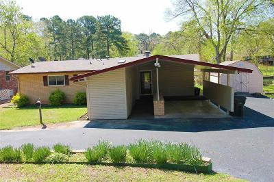 Garland County Single Family Home For Sale: 163 Tinker Lane