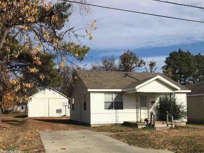 Paragould AR Single Family Home For Sale: $53,000